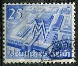 ALLEMAGNE REICH 1940 OBLITERE N° 666