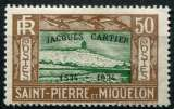SAINT-PIERRE-ET-MIQUELON  _  Y & T  :  N°  159A  **  -  Cote  :   10,50  €