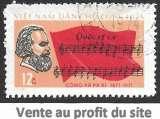 miniature Vietnam 1971 Y&T 718 oblitéré - Centenaire de la Commune de Paris