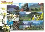 miniature CPSM AUTRICHE ZILLERTAL Tirol