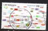 miniature RFA 2001  Y&T  2047  oblitéré  (3)