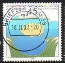 miniature RFA 2003  Y&T  2162  oblitéré  (3)