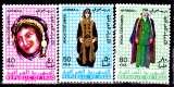 miniature Irak Pa 19 / 21 Costumes et coiffes régionaux
