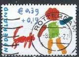 miniature Pays-Bas - 2002 - Y & T n° 1967 - O. (2