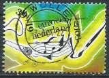 miniature Pays-Bas - 2003 - Y & T n° 2077 - O. (2
