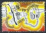 miniature Pays-Bas - 2003 - Y & T n° 2080 - O. (2