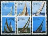 miniature ILES  GRENADINES ( POSTE ) : Y&T N° 532/537  TIMBRES  NEUFS  XX  MNH  SANS  TRACE  DE  CHARNIERE .