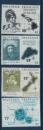 miniature POLYNESIE     N°   354/357   NEUF SANS CHARNIERE