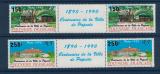 miniature POLYNESIE     N°   358A/359A  NEUF SANS CHARNIERE