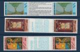 miniature POLYNESIE     N°   368A/370A    NEUF SANS CHARNIERE