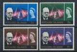 miniature Pitcairn N°55/58** (MNH) 1966 - Sir Winston Churchill