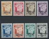 miniature Saint-Marin PA N°26/33* (MH) 1943