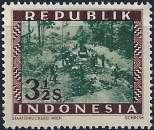 miniature Indonésie - Mi 55** - MNH - ( émission de Vienne )