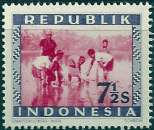 miniature Indonésie - Mi 58** - MNH - ( émission de Vienne )