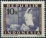 miniature Indonésie - Mi 59** - MNH - ( émission de Vienne )