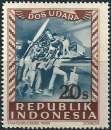 miniature Indonésie - Mi PA 78** - MNH - ( émission de Vienne )