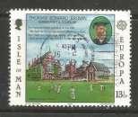 miniature Man 1980 - YT n° 158 - Europa - Collège