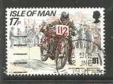 Man 1991 - YT n° 502 - Course motocycliste