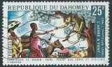 miniature Dahomey - Y&T 0337 (o)
