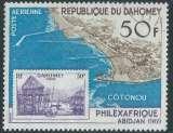 miniature Dahomey - Poste Aérienne - Y&T 0098 (**) - Exposition philatélique -