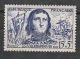 miniature france yvert tellier n°1207