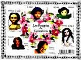 miniature France 2009 Les poupées de collection