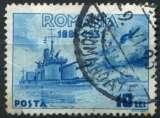ROUMANIE   _   Y & T  :   N°   419  (o)   -   Cote  :  4,00  €