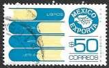 miniature Mexique 1981-84 Y&T 1088 oblitéré - Exportations