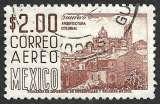 miniature Mexique P.A. 1962-63 Y&T 227 oblitéré