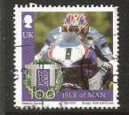 Man 2007 - YT n° 1364 - Sport - motocyclisme - David Jefferies