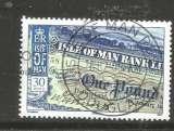 Man 2008 - YT n° 1456 - Histoire du billet de banque à an