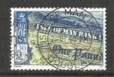 Man 2008 - YT n° 1462 - Histoire du billet de banque à Man