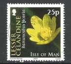 Man 2004 - YT n° 1155 - Fleur - Ficaire - fausse anémone