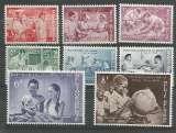 miniature Belgique - 1960 - Indépendance du Congo Belge - Tp n° 1139 / 46 - Neuf **