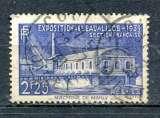 miniature 1939 FRANCE EXPOSITION DE L'EAU A LIEGE BELGIQUE OBLITERE