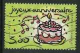 miniature France 1999 yt 3242 (o) Joyeux anniversaire