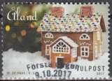 miniature Aland 2017 Noël O Cachet rond