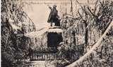 miniature NARBONNE LE CYCLONE DU 20 DECEMBRE 1920 LA STATUE DE GAMBETTA 1926 TBE