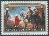 miniature Rwanda - Y&T 0698 (**) - Indépendance des Etats Unis -