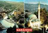 miniature SARAJEVO : Mosquée Alipasa