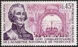 miniature B837N - Y&T n° 1699 - neuf sans charnière - Baron Antoine Portal - 1971 - France