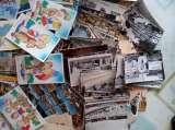 miniature Lot de cartes postales 1900 à 1980