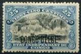 CONGO BELGE  _  Y & T  :   N° 43  *   -  Cote  :  4,50  €