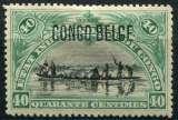 CONGO BELGE  _  Y & T  :   N° 44  *    -  Cote  : 2,50  €