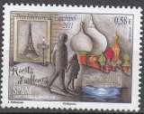 miniature Saint-Pierre & Miquelon 2011 Yvert 1001 Neuf ** Cote (2015) 2.20 Euro Prix littéraire
