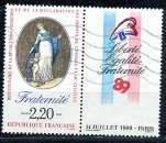 miniature FRANCE   BICENTENAIRE DE LA REVOLUTION   Y.T. N° 2575  OBLITERE