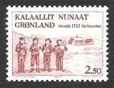 GROENLAND 1983 N° 134 * * Neuf gomme mat. Réf. 13008