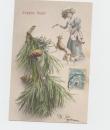 miniature Cpa Joyeux Noel (lot pat 07)