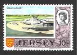 JERSEY 1971 N° 40 * * Neuf. Réf. 14775