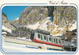 miniature CPM Val d'Isere le funiculaire